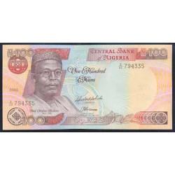 Nigeria 100 Naira PK 28e (2.005) S/C