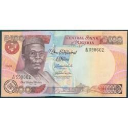 Nigeria 100 Naira PK 28i (2009) S/C
