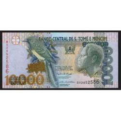Santo Tomé y Príncipe 10.000 Dobras PK 66b (26-8-2.004) S/C