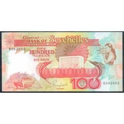 Seychelles 100 Rupias PK 35 (1.989) S/C