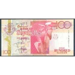 Seychelles 100 Rupias PK 39 (1.998) S/C