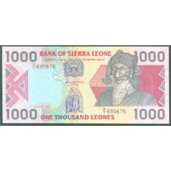 Sierra Leona 1.000 Leones PK 20a (4-8-1.993) S/C