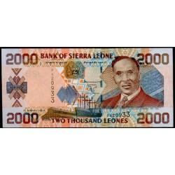 Sierra Leona 2.000 Leones PK 26b (4-8-2.006) S/C