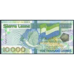 Sierra Leona 10.000 Leones PK 29 (4-8-2.004) S/C