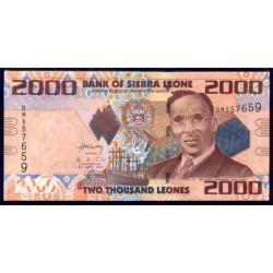 Sierra Leona 2.000 Leones PK 31 (27-4-2.010) S/C