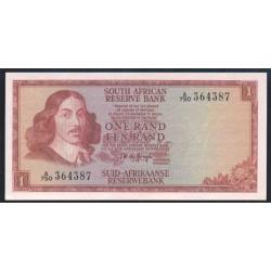 Sudáfrica 1 Rand Pk 109b (1.967) EBC