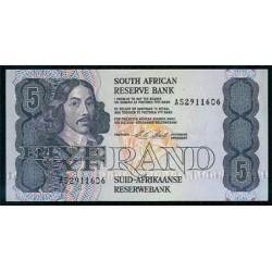 Sudáfrica 5 Rand Pk 119e (1990-1994) S/C