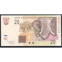 Sudáfrica 20 Rand Pk 129a (2.005) S/C