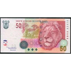 Sudáfrica 50 Rand Pk 130 (2.005) S/C