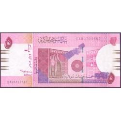Sudán 5 Libras PK 66 (09-06-2.006) S/C