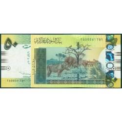 Sudán 50 Libras PK 69 (9-7-2.006) S/C