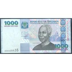 Tanzania 1.000 Shilingi Pk 36a (2.003) S/C
