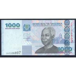 Tanzania 1.000 Shilingi Pk 36b (2.006) S/C