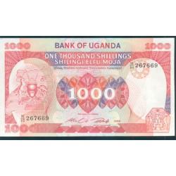 Uganda 1.000 Shillings PK 26 (1.986) S/C