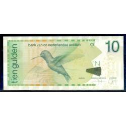 Antillas Holandesas 10 Gulden PK 28c (1-12-2.003) S/C