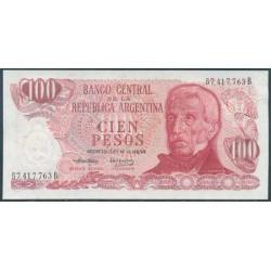 Argentina 100 Pesos PK 297 (1973-76) S/C
