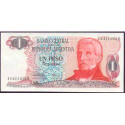 Argentina 1 Peso PK 311 (1.983-1.984) S/C