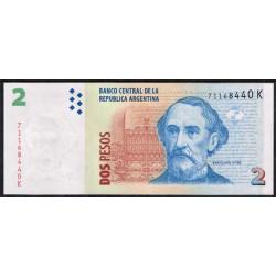 Argentina 2 Pesos PK 352 (2.002) (3) S/C