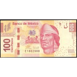 Méjico 100 Pesos PK 124a (28-10-2.008) S/C