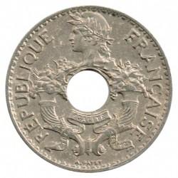 Indochina Francesa 1938-1939 5 Céntimos EBC+