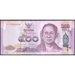 Tailandia 500 Bath PK Nuevo (2.013) S/C