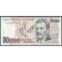 Brasil 10.000 Cruzeiros PK 233 c (1.993) S/C