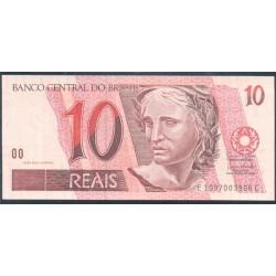 Brasil 10 Reais PK 245k (2.003) S/C