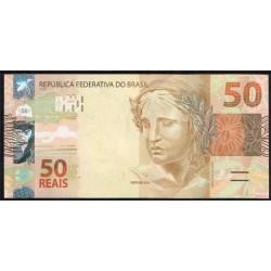 Brasil 50 Reais PK 256 (2.010) S/C