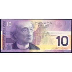 Canadá 10 Dólares PK 102 (2.001) S/C