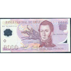 Chile 2.000 Pesos PK 160 (2.004) S/C