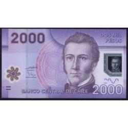 Chile 2.000 Pesos PK 162 (2.009) S/C