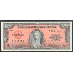 Cuba 100 Pesos PK 93 (1.959) S/C
