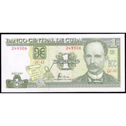 Cuba 1 Peso PK 125 (2.003) S/C