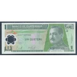 Guatemala 1 Quetzal PK 109 (20-12-2.006) S/C