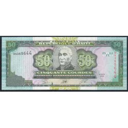 Haiti 50 Gourdes PK 267 (2.003) S/C