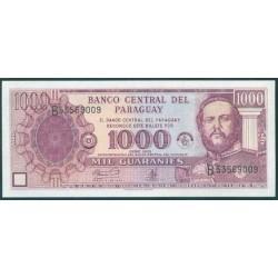 Paraguay 1.000 Guaraníes PK 221 (2.002) S/C