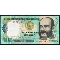 Perú 1.000 Soles de Oro PK 122 (5-11-1.981) S/C