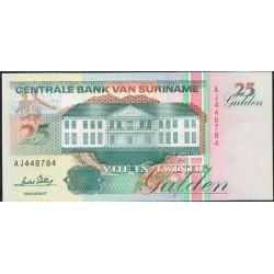 Surinam 25 Gulden PK 138c (01-12-1.996) S/C