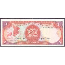 Trinidad y Tobago 1 Dólar PK 36d (1.985) S/C