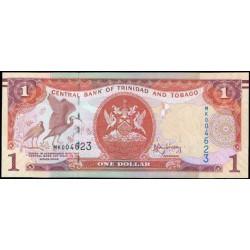 Trinidad y Tobago 1 Dólar PK Nuevo (2.006/2.013) S/C