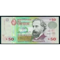 Uruguay 50 Pesos PK 84 (2.003) S/C