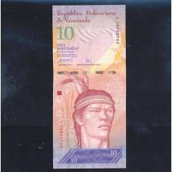 Venezuela 10 Bolívares PK 90 (20-3-2.007) S/C