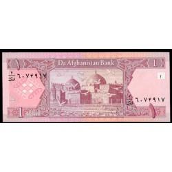 Afganistán 1 Afghani PK 64 (2.002) S/C
