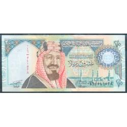 Arabia Saudí 20 Riyal PK 27 (1.999) S/C