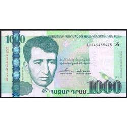 Armenia 1.000 Dram PK 55 (2.011) S/C