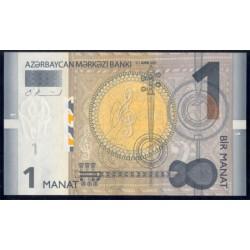 Azerbaiyán 1 Manat PK 31 (2.009) S/C