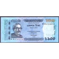 Bangladesh 100 Taka PK 57a (2.011) S/C