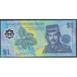 Brunei 1 Ringgit PK 22a (1.996) S/C