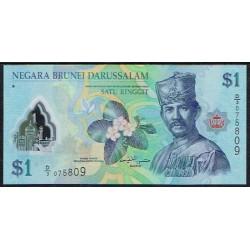 Brunei 1 Ringgit PK 35 (2.011) S/C