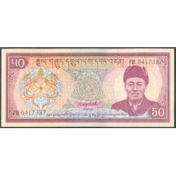 Bután 50 Ngultrum PK 17b (1.992) S/C